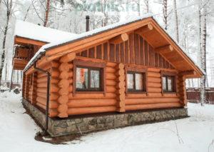 1. Как долго служит деревянный дом?