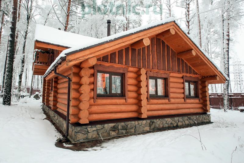 Удобный и красивый дом с уникальным дизайном интерьеров