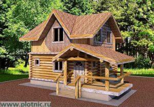 Баня — гостевой дом с двумя спальнями